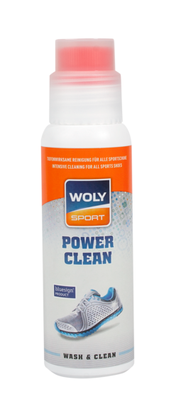 Power Clean Woly Sport III