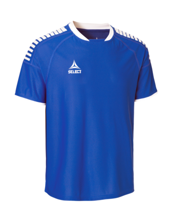 Player Shirt S/S Brazil - Blue