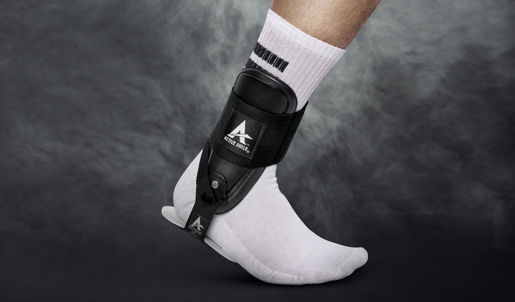 ACTIVE ANKLE T2 - svart