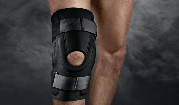 Donjoy Knee Support with Side Inserts