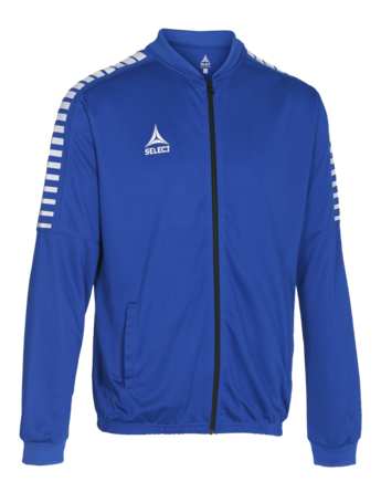 Zip Jacket Argentina - Blue