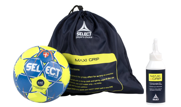 Ballbag with Maxi Grip handball