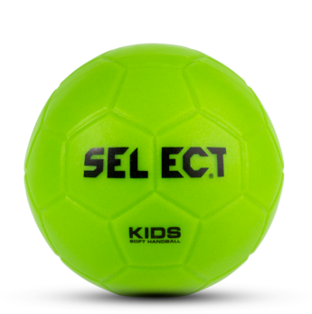 Kids Soft Handball - Green