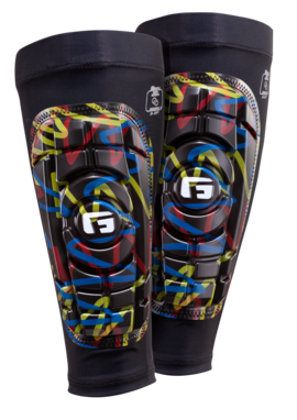 Pro-S Compact Graffiti G-Form Leggskinne youth