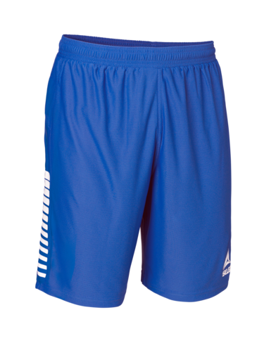Player Shorts Brazil - Blue/White