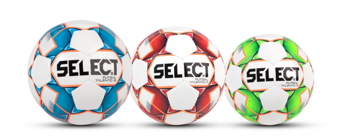 The youth Futsal collection: Talento fra SELECT