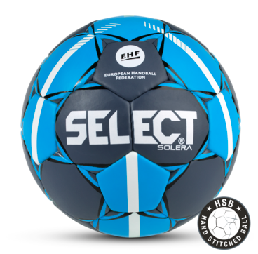 Solera Handball. Grey-Blue