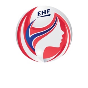 Official ball of the European Championships in handball for women 2020
