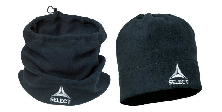 Neck warmer Select II - Black