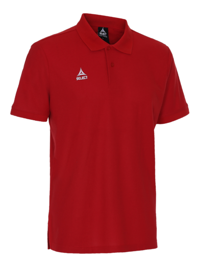 Polo T-Shirt Torino - Red